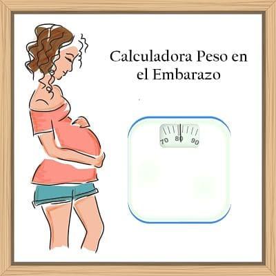 cuanto es lo normal subir de peso en el embarazo