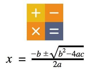 Calculadora De Ecuaciones De Segundo Grado Ecuaciones Cuadraticas