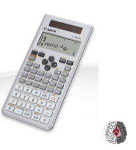 Calculadora cientifica Canon F-789SGA