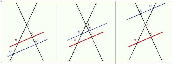 teorema de tales de mileto