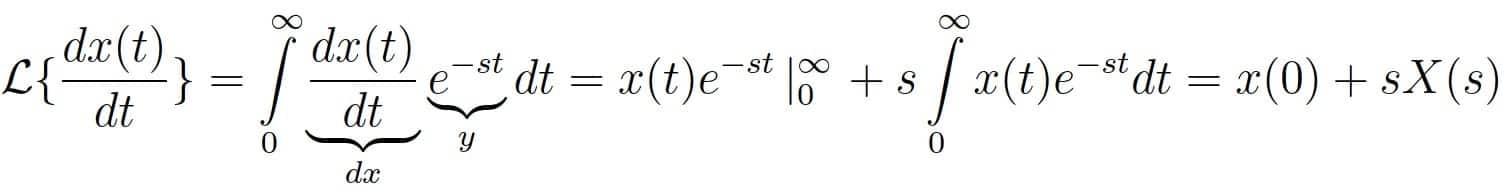 tranforma de laplace derivada 02- Calculadora de transformada de laplace