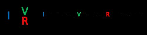 Formula de la corriente