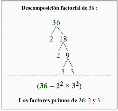 descomposicion factorial - ejemplo 03